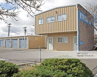 Image for Hideaway Self Storage - 10408 Menaul NE, NM