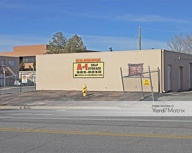Image for A - 1 Self Storage - 1591 San Mateo Lane, NM