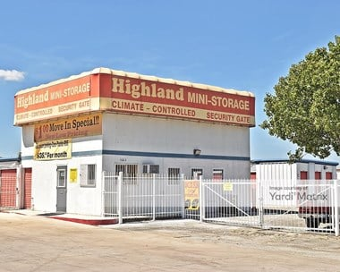 Image for Highlands Mini Storage - 1663 Horal Street, TX