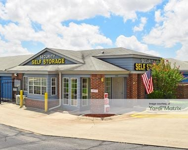 Image for Security Self Storage - 13414 West Avenue, TX