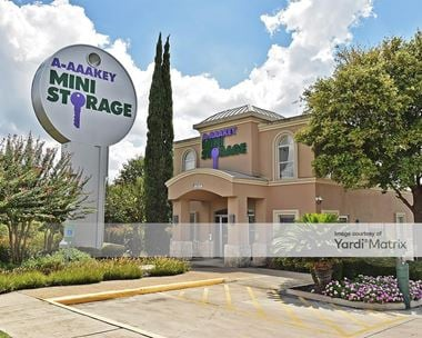 Image for A - AAA Key Mini Storage - 9120 Grissom Road, TX