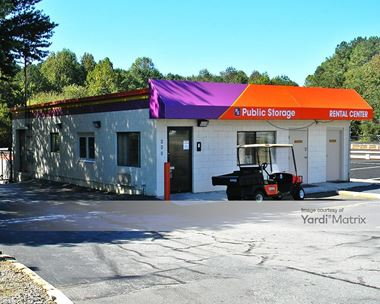 Storage Units for Rent available at 895 Cobb Pkwy North, Marietta, GA 30062 Photo Gallery 1