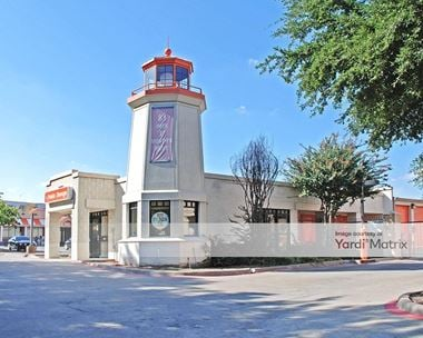 Storage Units for Rent available at 2420 North Haskell Avenue, Dallas, TX 75204