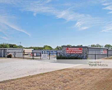 Storage Units for Rent available at 1229 West White Street, Anna, TX 75409