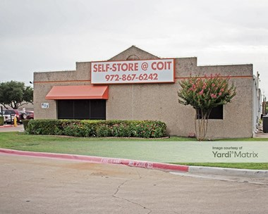 Image for Self - Store at Coit - 613 Coit Road, TX