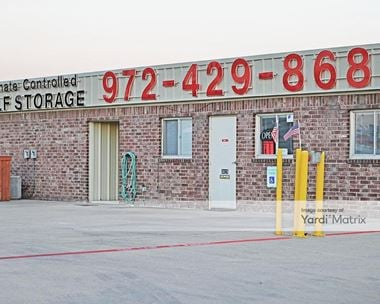 Storage Units for Rent available at 3825 Old Parker Road, Wylie, TX 75098