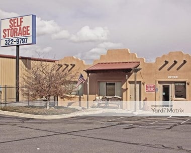Storage Units for Rent available at 6939 Bandley Drive, Fountain, CO 80817 Photo Gallery 1