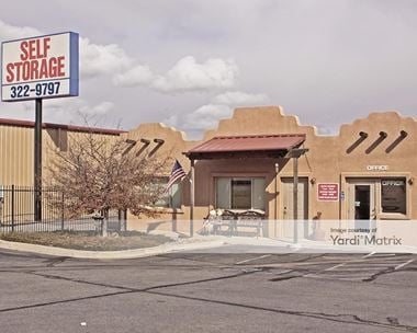 Storage Units for Rent available at 6939 Bandley Drive, Fountain, CO 80817