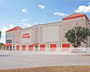 Storage Units for Rent available at 9420 Spectrum Drive, Austin, TX 78717