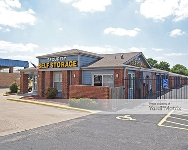 Image for Security Self Storage - 10210 North Lamar, TX