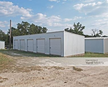 Storage Units for Rent available at 114 Stoney Brook Drive, Cedar Creek, TX 78612