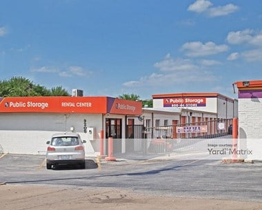 Image for Public Storage - 9205 Research Blvd, TX