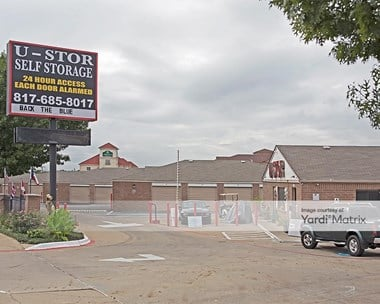 Image for U - Stor Self Storage - 300 West Euless Blvd, TX