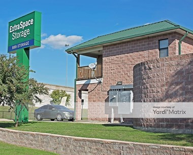Image for Extra Space Storage - 5401 West Rosedale Street, TX
