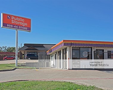 Image for Public Storage - 5204 McCart Avenue, TX