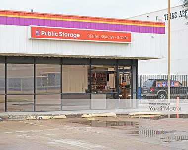 Image for Public Storage - 3521 West Pioneer Pkwy, TX
