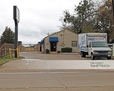 Storage Units for Rent available at 1105 North Little School Road, Arlington, TX 76017