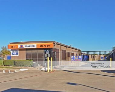 Storage Units for Rent available at 6511 Colleyville Blvd, Colleyville, TX 76034