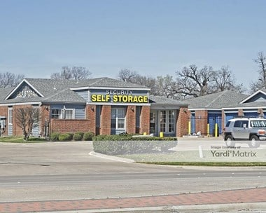 Image for Security Self Storage - 2600 South Hulen Street, TX