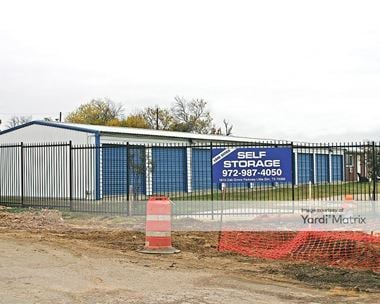 Storage Units for Rent available at 1815 West Oak Grove Pkwy, Little Elm, TX 75068