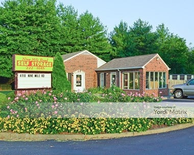 Image for Nine Mile Road Self Storage - 4118 Nine Mile Road, VA
