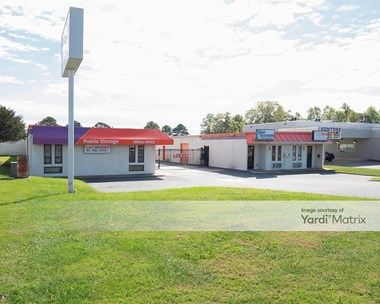 Image for Public Storage - 1430 South Military Hwy, VA