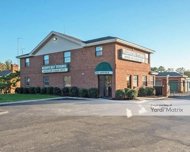 Image for Allsafe Self Storage - 616 South Military Hwy, VA