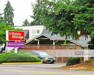 Image for Public Storage - 1608 NE 92nd Avenue, OR