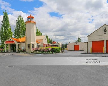 Storage Units for Rent available at 1401 NE 134th Street, Vancouver, WA 98685