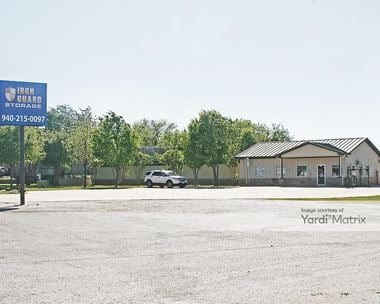 Storage Units for Rent available at 550 Fort Worth Drive, Denton, TX 76201