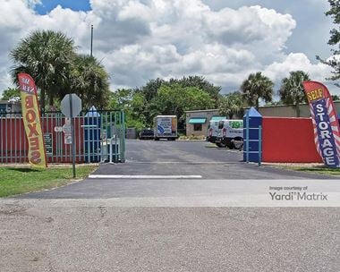 Storage Units for Rent available at 23227 Freedom Avenue, Port Charlotte, FL 33980