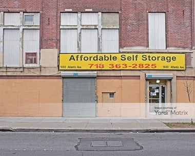 Image for Affordable Self Storage - 1680 Atlantic Avenue, NY