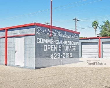 Storage Units for Rent available at 102 North Palm Blvd, Harlingen, TX 78552 Photo Gallery 1