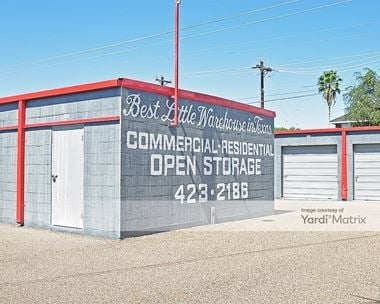 Storage Units for Rent available at 102 North Palm Blvd, Harlingen, TX 78552