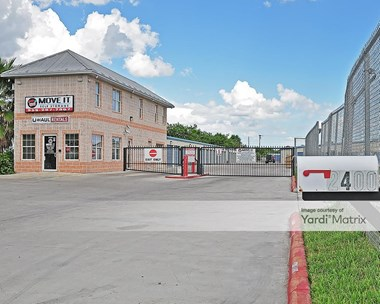 Image for Move It Self Storage - 2400 South Expressway 281, TX
