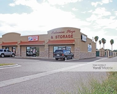 Image for Palmview Plaza and Storages, The - 248 South LA Homa Road, TX