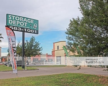Image for Move It Self Storage - 6600 North 10th Street, TX