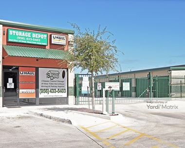 Storage Units for Rent available at 910 West Highway 100, Port Isabel, TX 78578