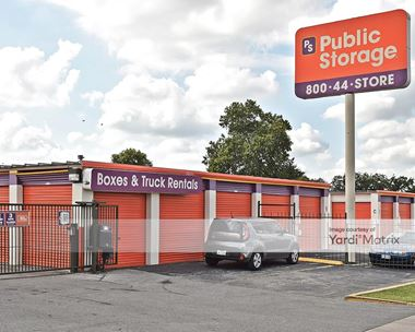 Image for Public Storage - 6014 NW Loop 410, TX