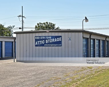 Image for Attic Storage - 214 Preston Drive, TX