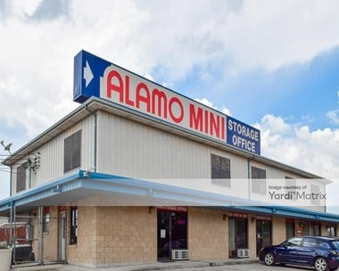 Image for Alamo Mini - Storage - 1999 Gulfmart Drive, TX