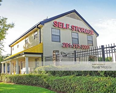 Storage Units for Rent available at 9870 Highway 90A, Sugar Land, TX 77478