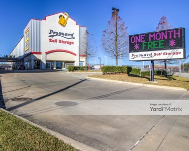 Image for Proguard Self Storage - 4456 North Braeswood Blvd, TX