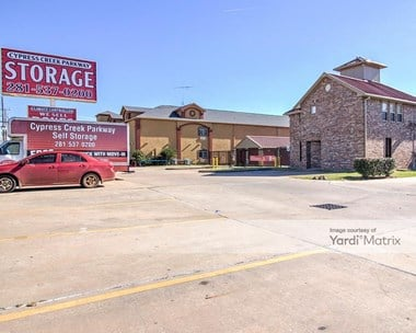 Image for iStorage - 1429 Cypress Creek Pkwy, TX