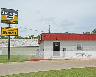 Image for StorageMart - 3221 Martin Luther King Jr. Pkwy, IA