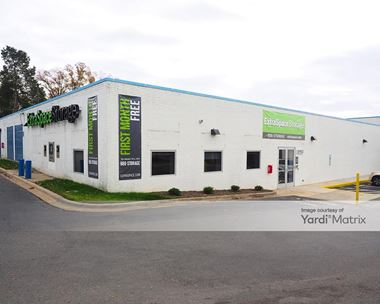 Storage Units for Rent available at 1350 North Wendover Road, Charlotte, NC 28205 Photo Gallery 1