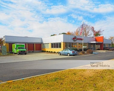 Image for Atlantic Self Storage - 3434 Monroe Road, NC