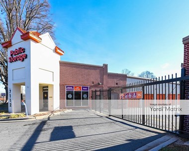 Image for Public Storage - 7112 Albemarle Road, NC