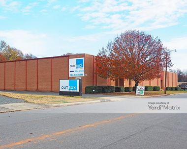 Image for Outbox Self Storage - 4815 Silabert Avenue, NC
