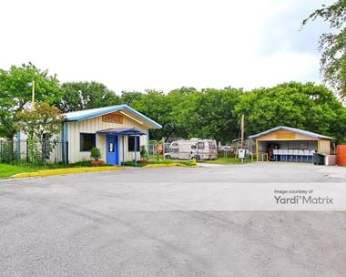 Storage Units for Rent available at 125 Clinton Road, Cibolo, TX 78108